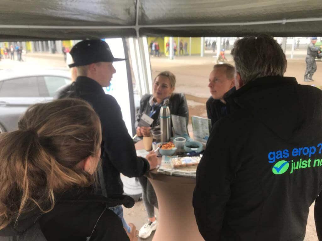 Platform Autogas op de Gamma Racings Days