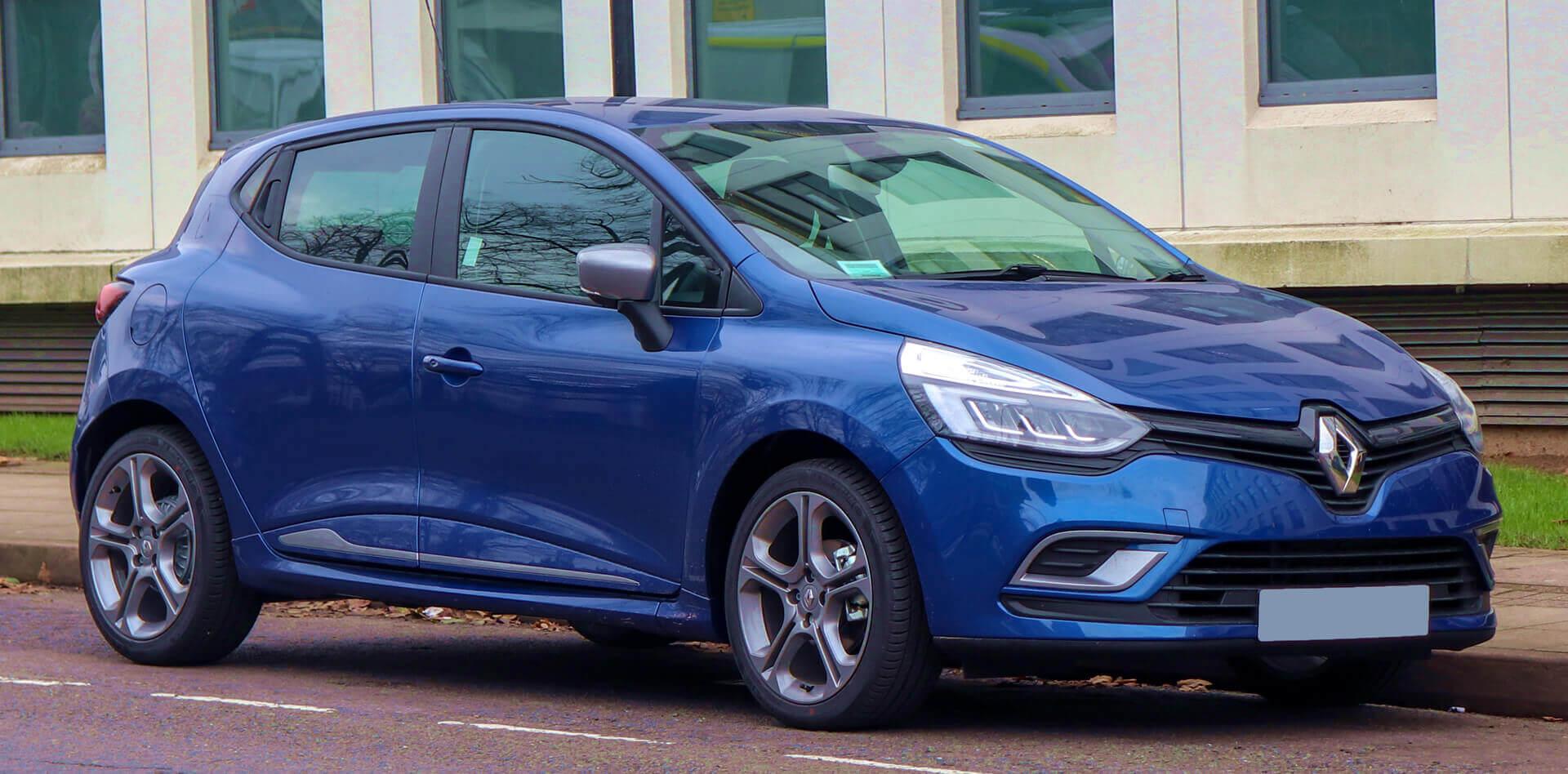 Renault Clio op LPG