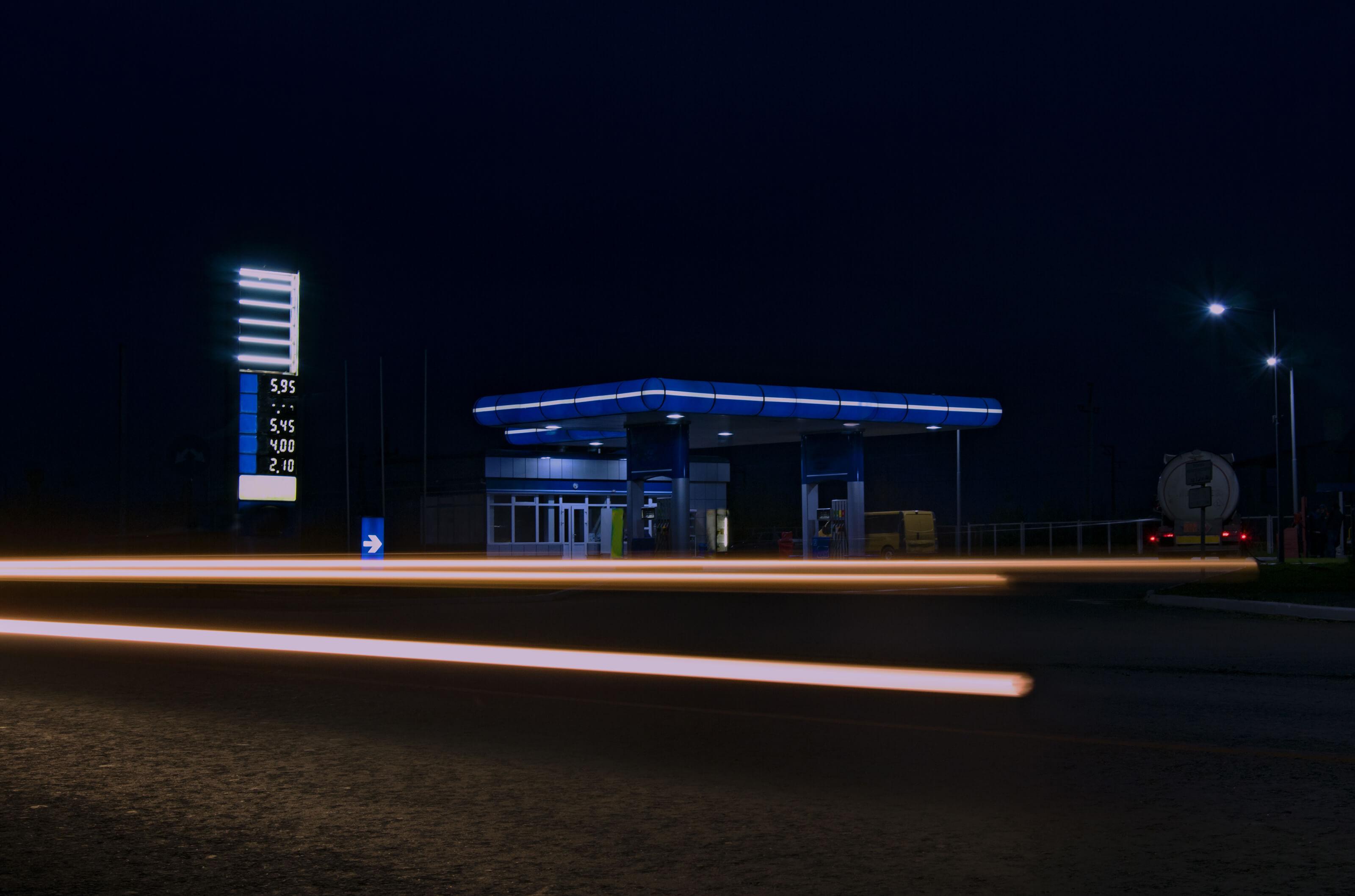 tankstations-banen